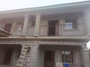 1 bedroom mini flat  Flat / Apartment for rent Genesis Estate Alimosho iyanaipaji Extension Egbeda Alimosho Lagos