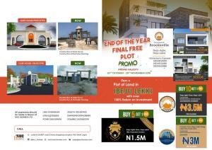 Commercial Land Land for sale New Lagos. Orimedu Ibeju-Lekki Lagos