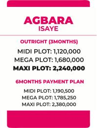 Commercial Land Land for sale Origanrigan Ibeju-Lekki Lagos