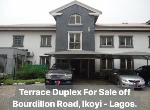 House for sale Off Bourdillon Bourdillon Ikoyi Lagos