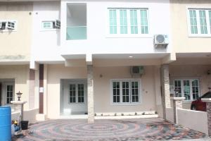 4 bedroom Semi Detached Duplex House for shortlet Q1 Unit3 Road1 Lekki Gardens estate Ajah Lagos