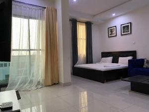 1 bedroom mini flat  Terraced Duplex House for shortlet Palm Springs road lekki-Ikate Ikate Lekki Lagos