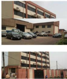 Warehouse Commercial Property for sale Major industrial way oregun Oregun Ikeja Lagos