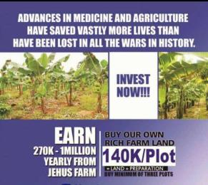 Commercial Land Land for sale Ipara Remo Remo North Ogun