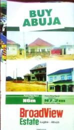 Residential Land Land for sale Along Idu Railway Terminal Karimo, Old Airport Road Idu Abuja