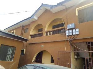 3 bedroom Blocks of Flats House for sale Ipaja road Lagos state  Ipaja road Ipaja Lagos