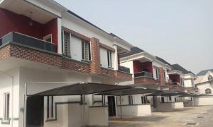 4 bedroom Semi Detached Duplex House for sale . Osapa london Lekki Lagos