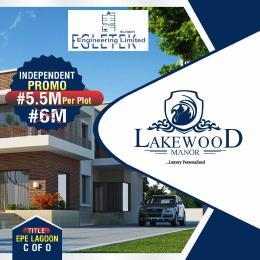 5 bedroom Mixed   Use Land Land for sale Origanrigan Ibeju-Lekki Lagos