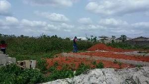Land for sale Kajola Street Ado Odo/Ota Ogun