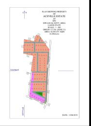 Land for sale ACE VILLE ESTATE Epe Lagos