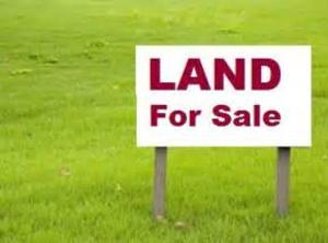 Land for sale - Omole phase 1 Ogba Lagos
