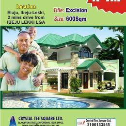 Residential Land Land for sale Alone Ibeju lekki Local Govt Area. Eluju Ibeju-Lekki Lagos