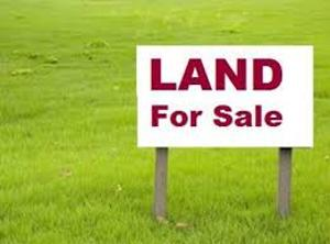 Land for sale along orchid hotel road by shell quarters by 2nd toll gate chevron Lekki Lagos