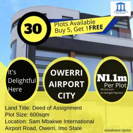 Mixed   Use Land Land for sale Airport Road Ngor-Okpala Imo