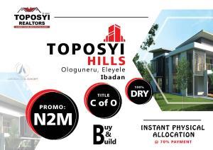 Residential Land Land for sale Olounde ologuneru. Eleyele Ibadan Oyo
