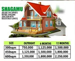 Land for sale   Sagamu Ogun