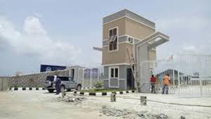 Land for sale Lekki-Epe Express way Sangotedo Ajah Lagos - 1