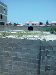 Land for sale ocean side off white Sand street behind LSDPC Housing estate Lekki Phase 1 Lekki Lagos