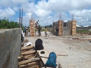 Land for sale BEHIND IBEJU OBA'S PALACE Eleranigbe Ibeju-Lekki Lagos