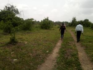 Land for sale Ibeju-agbe town Ibeju-Lekki Lagos