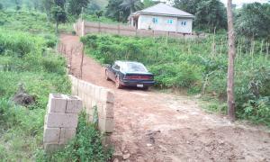 Land for sale Aria Road Extension  Enugu Enugu
