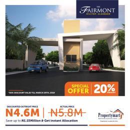 Residential Land Land for sale Alagbado Ijaye, Lagos  Alagbado Abule Egba Lagos