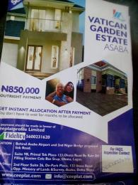Residential Land Land for sale Behind Asaba Airport. Asaba Delta