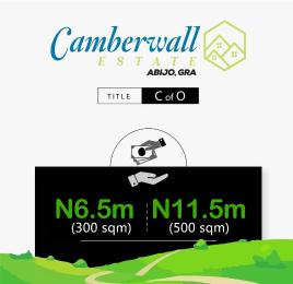 Residential Land Land for rent Abijo GRA Abule Egba Abule Egba Lagos