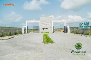 Land for sale Behind Shoprite Sangotedo (Novare Mall) Sangotedo Ajah Lagos - 3