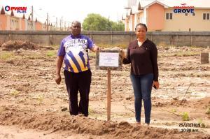 Mixed   Use Land Land for sale 3mins Drive from Lekki Epe Expressway. Abijo Ajah Lagos