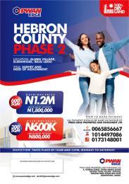 Residential Land Land for sale Alawa town. Eleranigbe Ibeju-Lekki Lagos