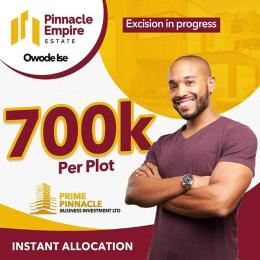 Residential Land Land for sale Owode. Ise town Ibeju-Lekki Lagos