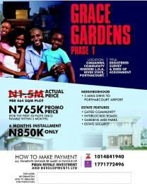 Mixed   Use Land Land for sale Ikwerre Rivers