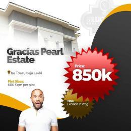 Mixed   Use Land Land for sale Ise town. Akodo Ise Ibeju-Lekki Lagos