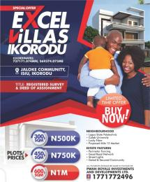 Mixed   Use Land Land for sale Jaloke Isiu Ikorodu Lagos Ikorodu Ikorodu Lagos