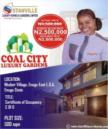 Serviced Residential Land Land for sale NKUBOR VILLAGE EMENE ENUGULGA Enugu Enugu