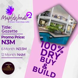Mixed   Use Land Land for sale ShiriwonTown  Ibeju-Lekki Lagos