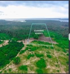 Residential Land Land for sale Silver spring residence  Free Trade Zone Ibeju-Lekki Lagos