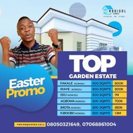 Land for sale Igbogbo Igbogbo Ikorodu Lagos