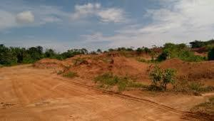 Serviced Residential Land Land for sale behind UniPort Choba Port Harcourt Rivers