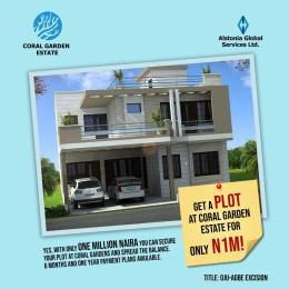 Residential Land Land for sale Eleko bustop Eleko Ibeju-Lekki Lagos