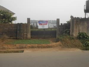 Residential Land Land for sale Osongama Estate, Uyo. Uyo Akwa Ibom