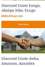 Mixed   Use Land Land for sale Abakpa Nike  Enugu Enugu