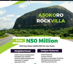 Mixed   Use Land Land for sale Asokoro  Rockvilla  Asokoro Abuja