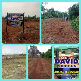 Serviced Residential Land Land for sale Along Owode Apa Road At Inogi Village Badagry Badagry Lagos
