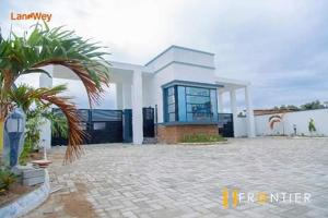 Serviced Residential Land Land for sale Inside Beach wood Estate, Bogie Lekki. Bogije Sangotedo Lagos