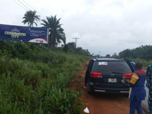 Land for sale Cedarwood City is Located in Ulako Junction Few Mins drive  Sam Mbakwe Int'l Airport Owerri Imo State Owerri Imo