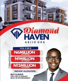 Residential Land Land for sale Abijo GRA. Ajah Lagos Abijo Ajah Lagos