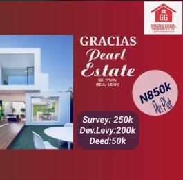 Serviced Residential Land Land for sale Ise town, Ibeju-Lekki Ibeju-Lekki Lagos