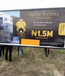 Serviced Residential Land Land for sale Ibeju Agbe Town Ibeju-Lekki Lagos